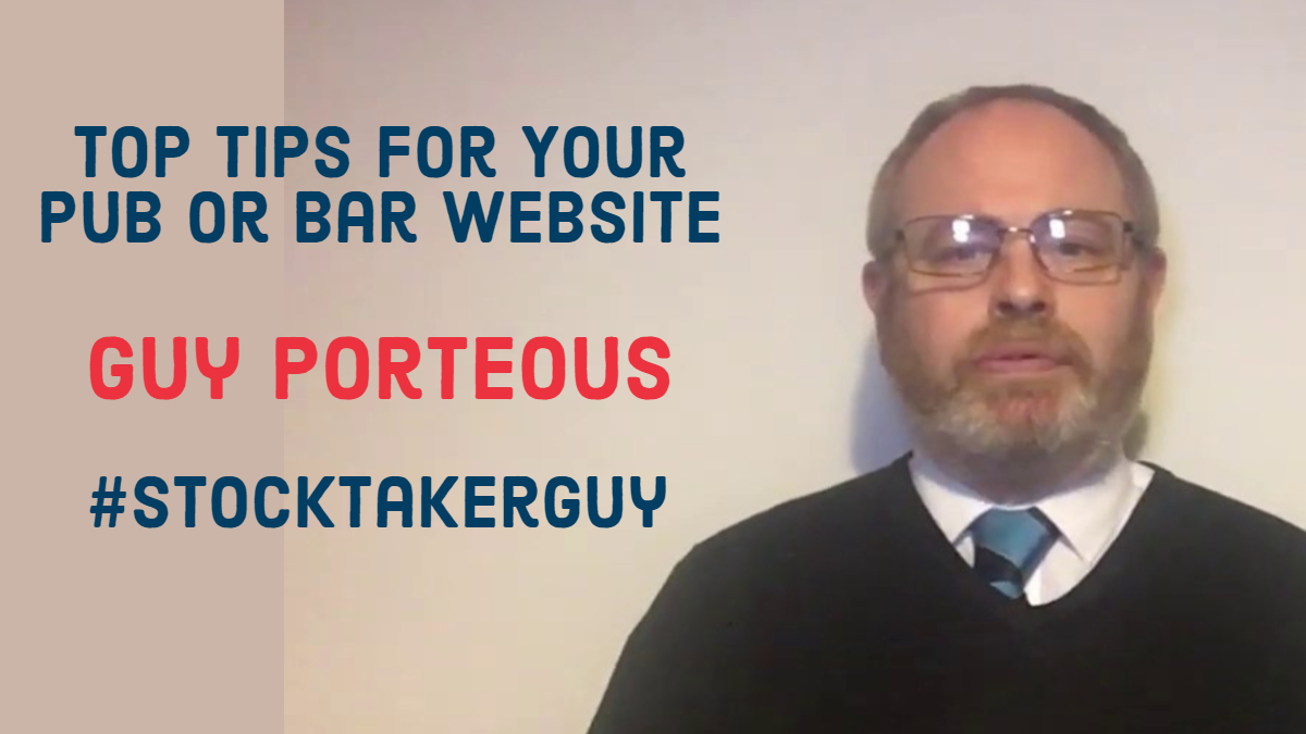 Top Tips For Your Pub Or Bar Website